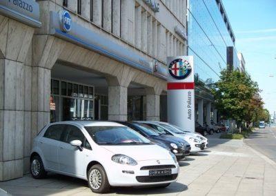 Autohaus-Gruppe im Raum Süddeutschland